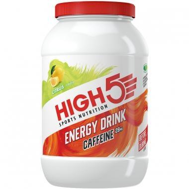 Boisson Énergétique HIGH5 ENERGY DRINK CAFFEINE Sans Gluten (2,2 kg)