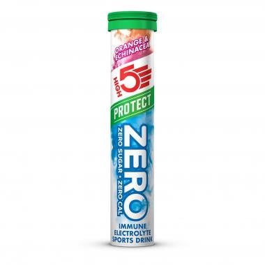 Boisson Anticrampe HIGH5 ZERO PROTECT (Tube de 20 Pastilles)