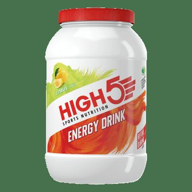 Boisson Énergétique HIGH5 ENERGY DRINK Sans Gluten (2,2 kg)