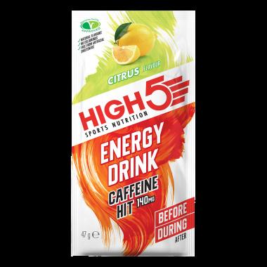 Boisson Énergétique HIGH5 ENERGY DRINK CAFFEINE HIT (47 g)