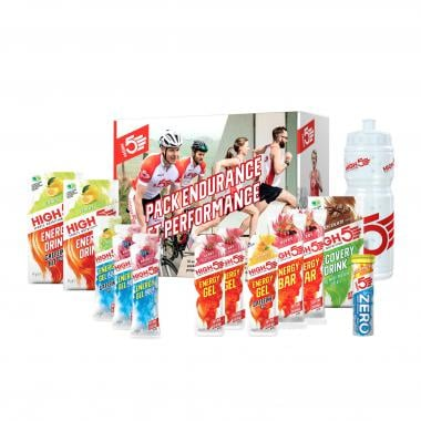 Pack HIGH5 ENDURANCE ET PERFORMANCE