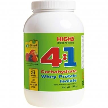 Bebida energética HIGH5 ENERGY SOURCE 4:1 (1,6 kg)