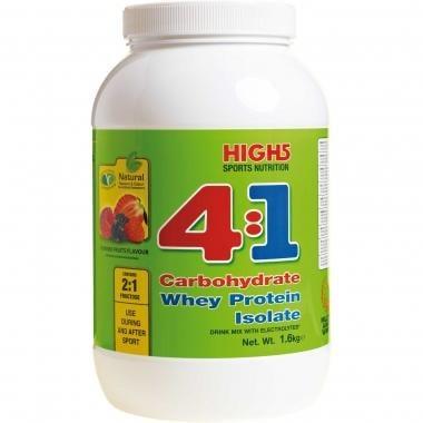 Bevanda Energetica HIGH5 ENERGY SOURCE 4:1 (1,6 kg)