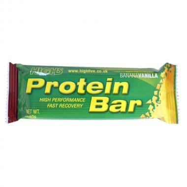 Barrita de recuperación HIGH5 PROTEIN BAR (50 g)