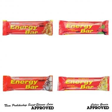 Barrita energética HIGH5 ENERGY BAR (60 g)