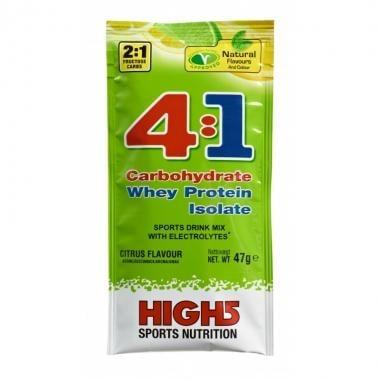 Boisson Énergétique HIGH5 ENERGY SOURCE 4:1 (50 g)