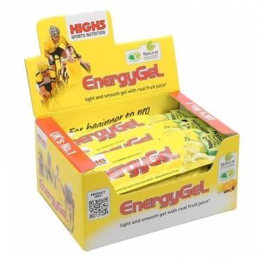 Pack de 20 geles energéticos HIGH5 ENERGY GEL (38 g)