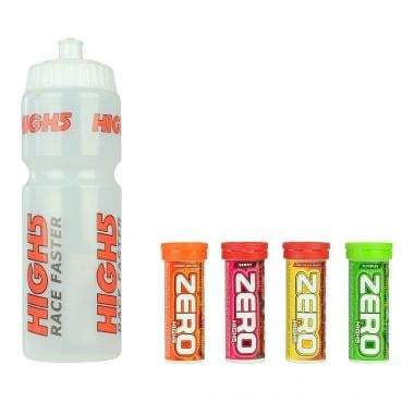 Pack Découverte HIGH5 1: Bidon (750 ml) + Tube Anticrampe ZERO