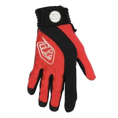 Gants TROY LEE DESIGNS  SPRINT Enfant Rouge