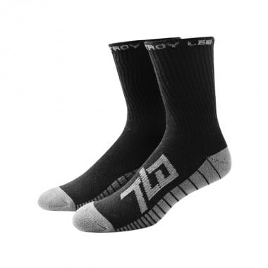 Calcetines TROY LEE DESIGNS FACTORY CREW Negro