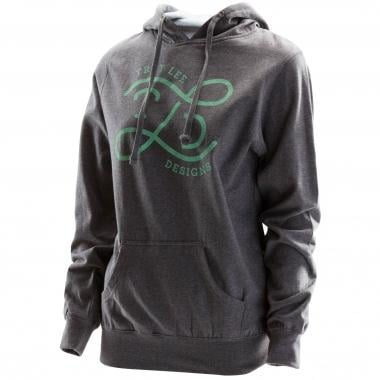 Sudadera con capucha TROY LEE DESIGNS DOWNTOWN Mujer Gris 2016