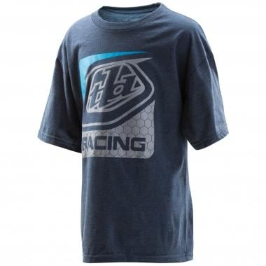 T-Shirt TROY LEE DESIGNS PERFECTION 2.0 Junior Blu 2016