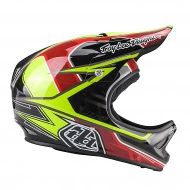 Troy Lee Designs D2 Sonar Replacement Visor Red//White