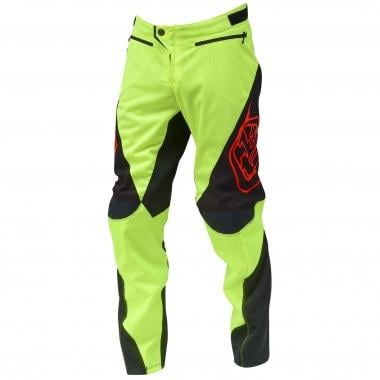 Pantalón TROY LEE DESIGNS SPRINT Niño Amarillo