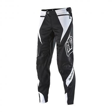 Pantalon TROY LEE DESIGNS SPRINT REFLEX Noir/Blanc 2016