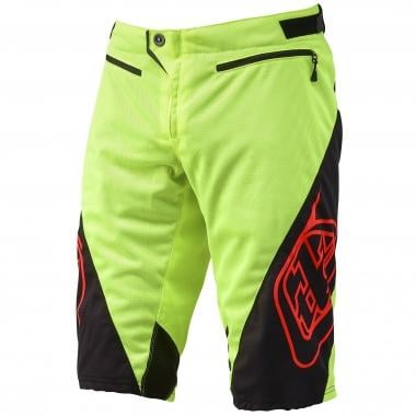 Pantaloni Corti TROY LEE DESIGNS SPRINT Bambino Giallo