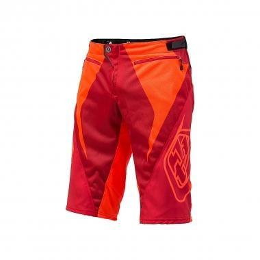 Pantalón corto TROY LEE DESIGNS SPRINT REFLEX Niño Rojo