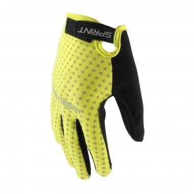 Gants TROY LEE DESIGNS SPRINT Enfant Jaune Fluo