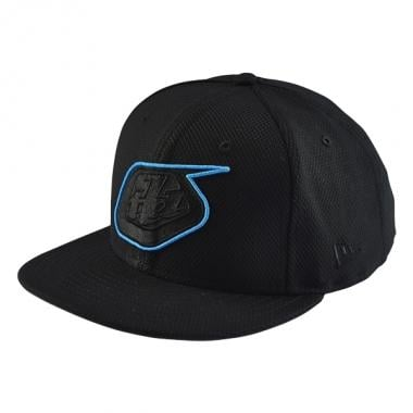 Gorra TROY LEE DESIGNS RE-WIRED Negro 2016