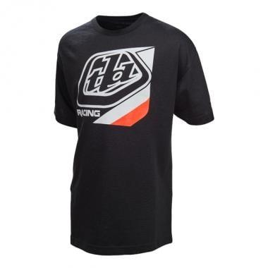Camiseta TROY LEE DESIGNS PRECISION Junior Negro 2016