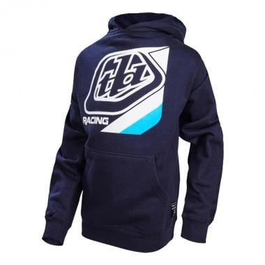 Sudadera con capucha TROY LEE DESIGNS PRECISION Junior Azul 2016