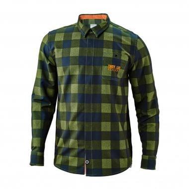 Camisa TROY LEE DESIGNS GRIND Verde 2016