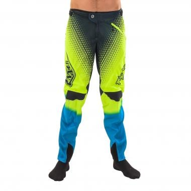 Pantalon TROY LEE DESIGNS SPRINT STARBURST Jaune 2017