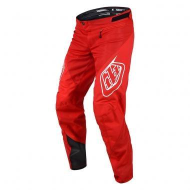 Pantalon TROY LEE DESIGNS SPRINT SOLID Rouge