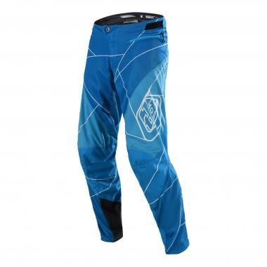 Pantalon TROY LEE DESIGNS SPRINT METRIC Enfant Bleu/Blanc