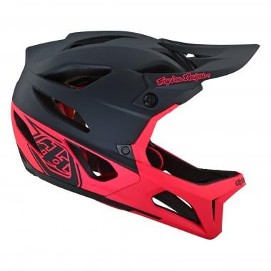Casque TROY LEE DESIGNS STAGE MIPS Noir/Rose