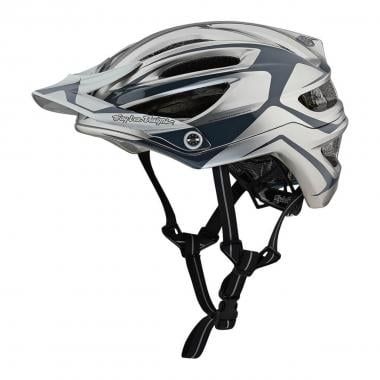 Casque VTT TROY LEE DESIGNS A2 MIPS DROPOUT Argent