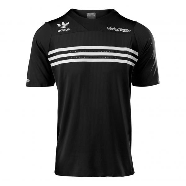 TROY LEE DESIGNS ADIDAS ULTRA Short Sleeved Jersey Black