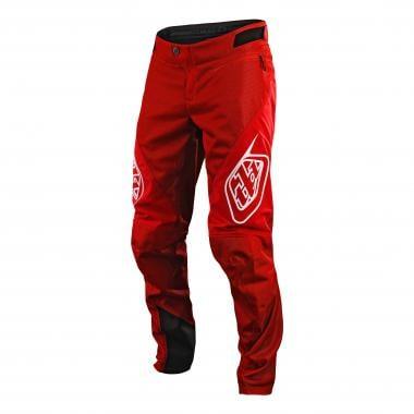 Pantalon TROY LEE DESIGNS SPRINT Enfant Rouge