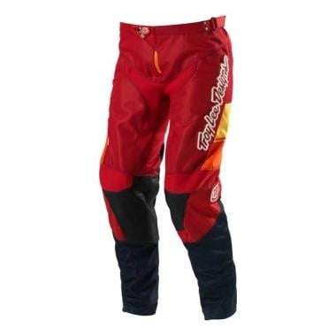 Pantalon TROY LEE DESIGNS GP AIR AIRWAY Femme Rouge/Bleu