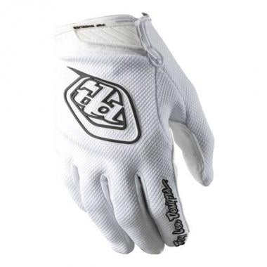 Guantes TROY LEE DESIGNS AIR Blanco
