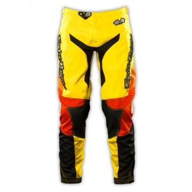 Pantaloni TROY LEE DESIGNS GP AIRWAY Donna Giallo