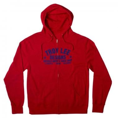 Sudadera TROY LEE DESIGNS RACESHOP Rojo