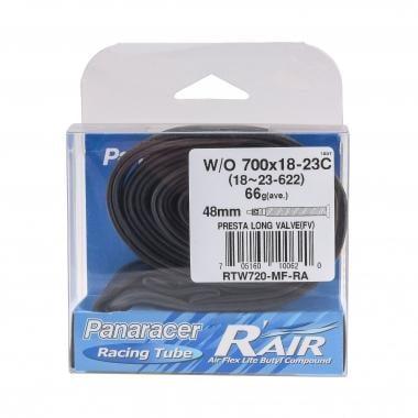 Chambre à Air PANARACER R'AIR 700x18/23c Valve 48 mm