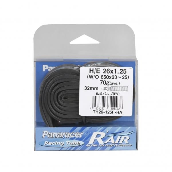 Panaracer r 39 air inner tube butyl presta 32 mm for Chambre a air 26x1 5