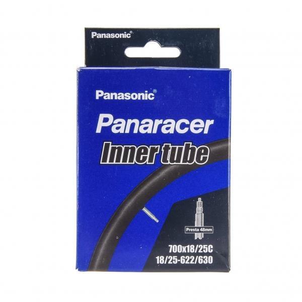 Presta 80mm Long Valve Panaracer 700 x 18-23c Road Bike Inner Tube
