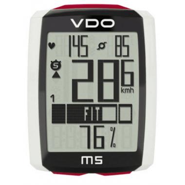 Ciclocomputadora inalámbrica VDO M5 WL