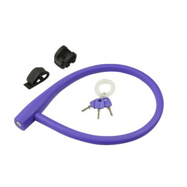 Cable antirrobo KNOG SAUCISSE KRANSKY con sistema de fijación