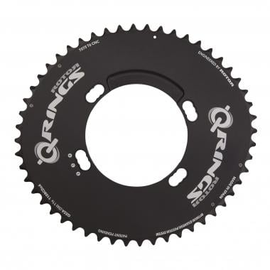 Plateau Extérieur ROTOR Q-RINGS AERO 110 mm (4 branches)