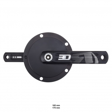 Guarnitura da Pista ROTOR 3D24 Aero 144 mm