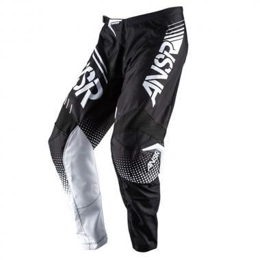 Pantalon ANSWER RACING SYNCRON Noir/Blanc 2017