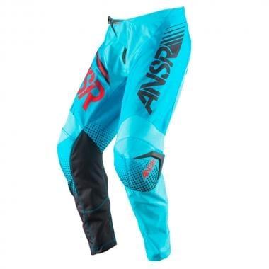 Pantalon ANSWER RACING SYNCRON Bleu/Rouge 2017