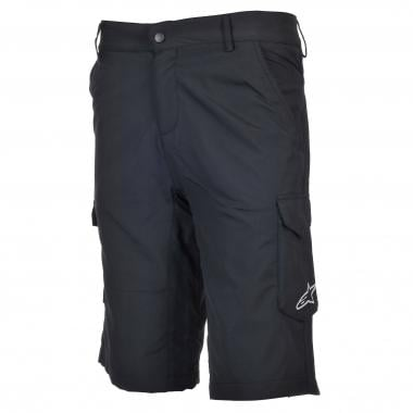 Pantalón corto ALPINESTARS ROVER Negro