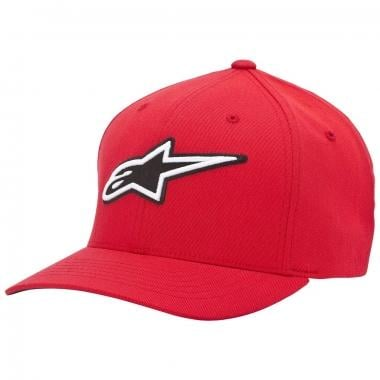 Gorra ALPINESTARS CORPORATE Rojo