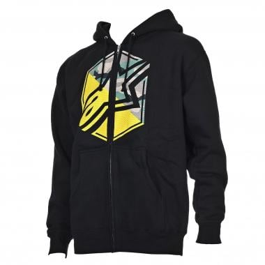 Sweat com Capuz ALPINESTARS DISRUPTION ZIP Preto