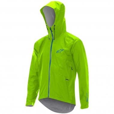 Giacca ALPINESTARS ALL MOUNTAIN Verde Lime/Blu